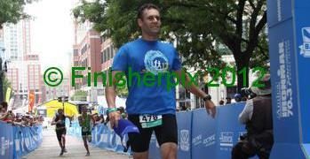 Race Report: My first 70.3 Triathlon, Providence RI