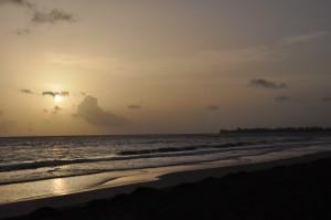 Dawn shot