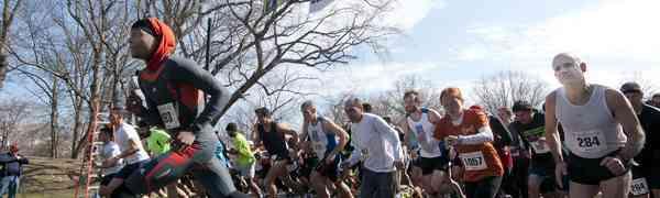 Race report 2013: Cherry Blossom 10K (Branch Brook Park)