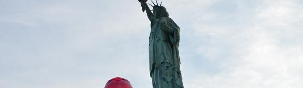 Statue of Liberty 1.2km Swim