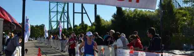 Six Flags Triathlon 2013 Race Report & Photos