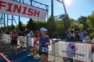 Finish Line Christine