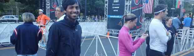 Philadelphia Rock & Roll Half Marathon 2013