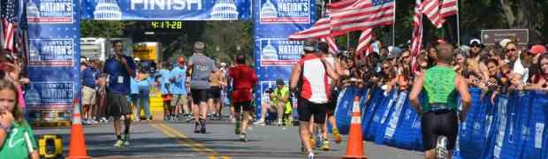 Nations Triathlon 2013  Race report