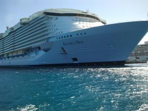 Cruise Ship -- Alure of the Seas