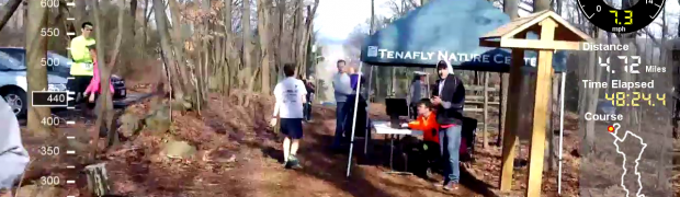 Race Report 2014: Lost Brook Trail  Run 5-mile