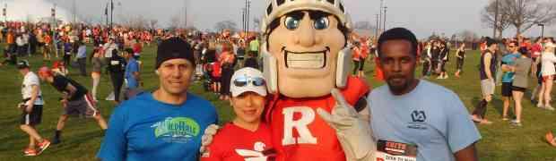 Race Report: 2014 Rutgers/Unite 13.1 half marathon
