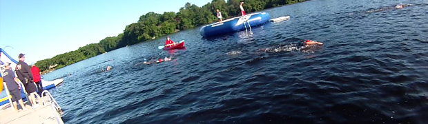 Lap the Lake 1.2-mile Swim