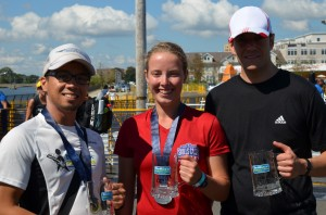 2nd Place - Team Splash, Flash and Dash (Ryan, Brittany, Jose)