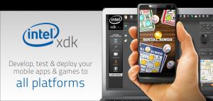 Intel XDK mobile development framework