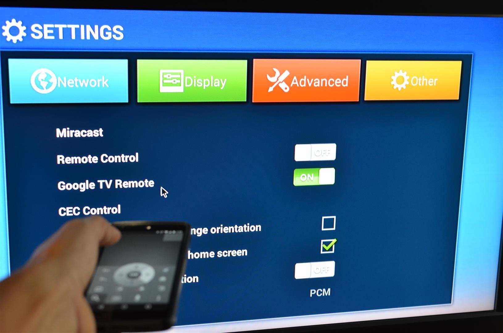 фото android tv box