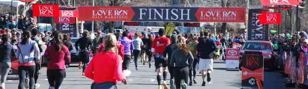 Love Run Half Marathon 13.1