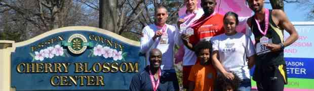 2015 Cherry Blossom 10k