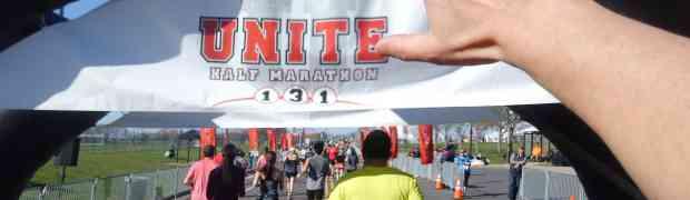 2016 Rutgers/Unite 13.1 Half marathon