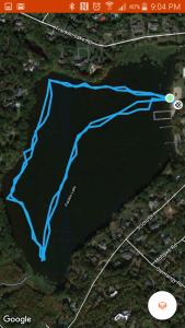 Franklin Lake course 1.2