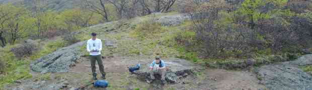 Bear mountain hiking..