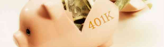 401k - a risky retirement and what you can do...